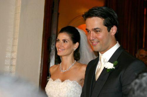 O high paulistano compareceu em peso ao casamento de Isabella Fiorentino e Stéfanno Háwilla.