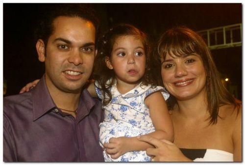 Renata e Cláudio Vale deram um festão para comemorar o aniversário da herdeira Claudinha.