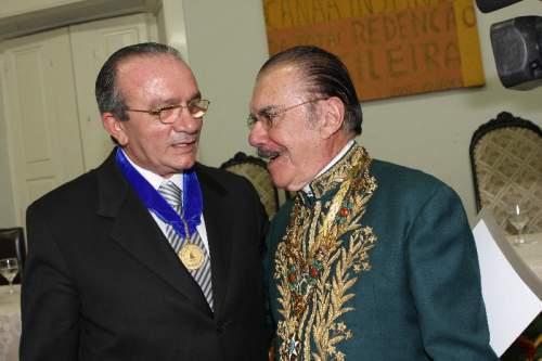 Cesar Asfor Rocha, presidente eleito do STJ, é o mais novo imortal.