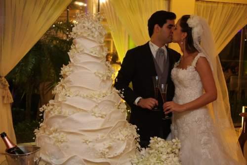 O wedding de Lívia Torres e Guilherme Vieira