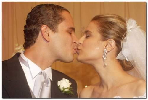 O hotel Gran Marquise foi o local escolhido por José Maria Borges Neto e Camilla Maia para sua festa de casamento.