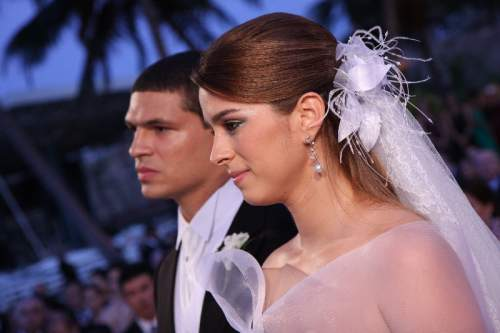 O casamento de Cristina Brito e João Paulo Aguiar.