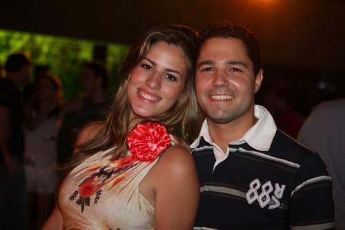 Não faltaram amigos na comemoração dos 28 anos de Fernandinho Diniz