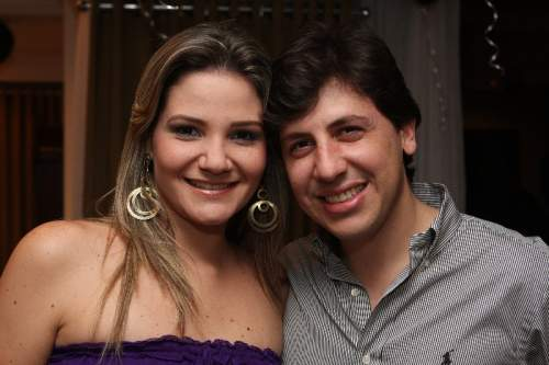 O Aniversário de Danilo e Rachel Cavalcanti