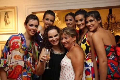 Lisieux Brasileiro festejou seu aniversário cercada de mulheres que fazem toda a diferença