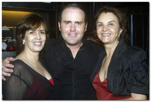 Roberto Pamplona comemorou seu aniversário sábado(01), no Lounge Salinas.