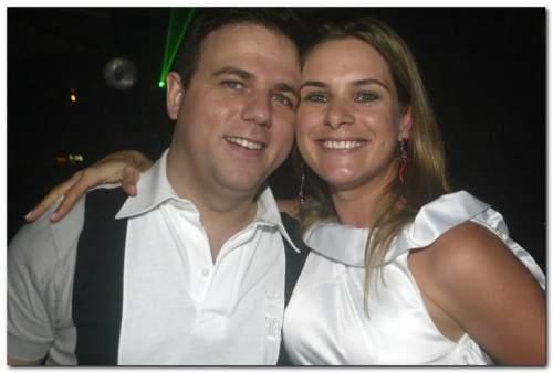 Ed. Camaleão agitou o aniversário de Rodrigo Coelho