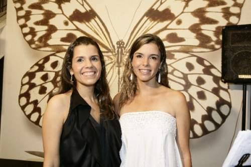 Liliana Rôla e Cláudia Diniz festejaram os 10 anos da Cosmic