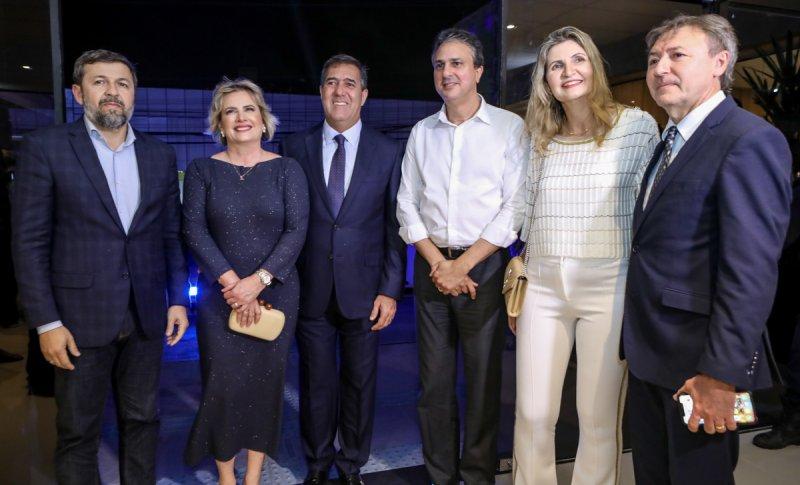 No coração da Aldeota - Sistema Fecomércio inaugura Senac Reference com homenagem a Luiz Gastão Bittencourt