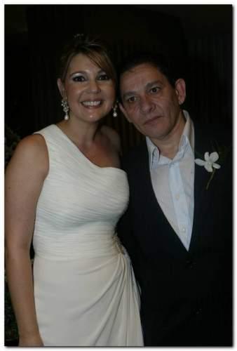 O casamento de José Bezerra e Micheline Pessoa