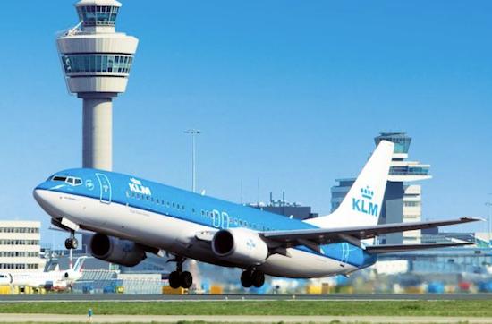 KLM renova aviões que vão operar hub no Ceará