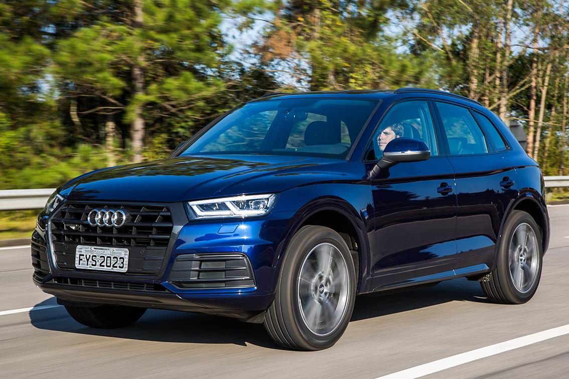 Audi Q5 2018; mais chique, enxuto e moderninho além da conta