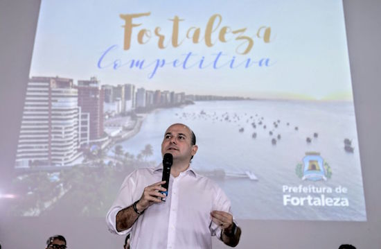 Roberto Cláudio quer injetar R$ 2 bi no PIB de Fortaleza
