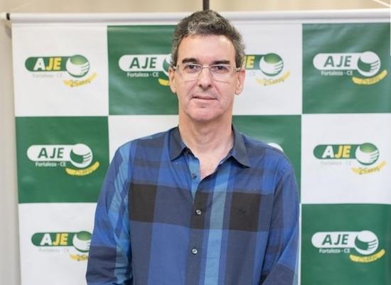 Geraldo Luciano será figura central de evento na FIEC