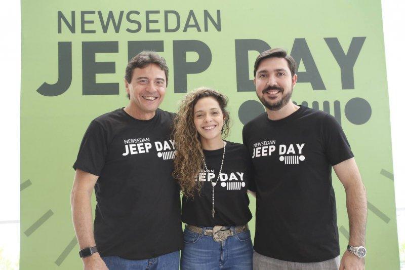 Newsedan lança Jeep Day e oferta condições imperdíveis para 4x4