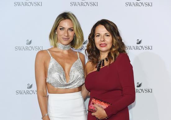 Swarovski  entra em clima de Natal e lança campanha na Semana de Moda de Milão