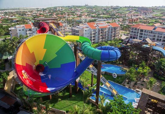 Beach Park inaugura nova atração em 2018