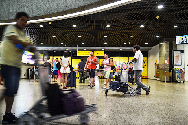 Fluxo de turistas estrangeiros cresce 11,7% no Ceará