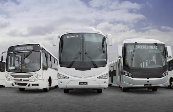 Banco Mercedes-Benz fecha venda de 112 ônibus pelo Refrota