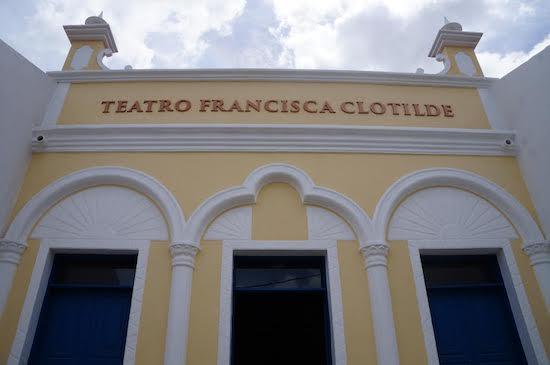 Teatro Francisca Clotilde será reinaugurado em Aracati