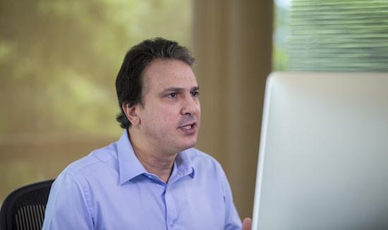 Camilo anuncia R$ 67 milhões para a educação no Ceará