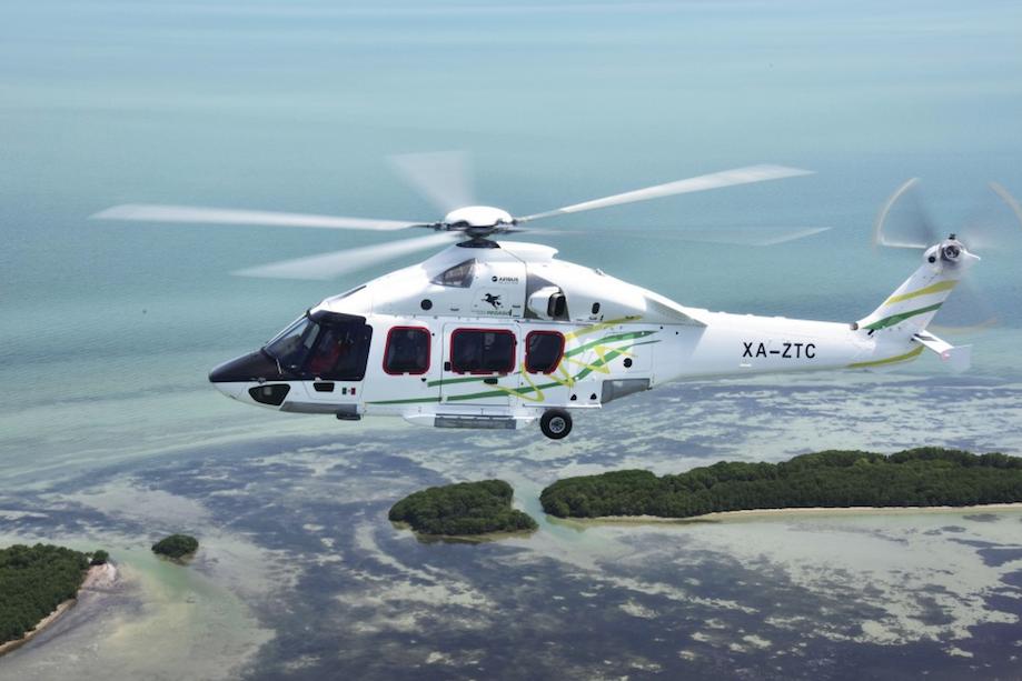 Airbus Helicopters tem forte desempenho comercial em pesado e super-médio