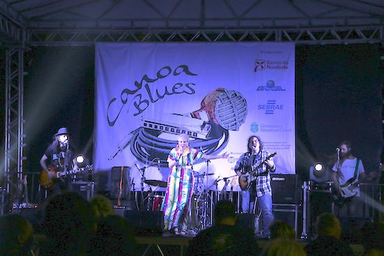 Festival Canoa Blues atrai grandes nomes do gênero até Canoa Quebrada