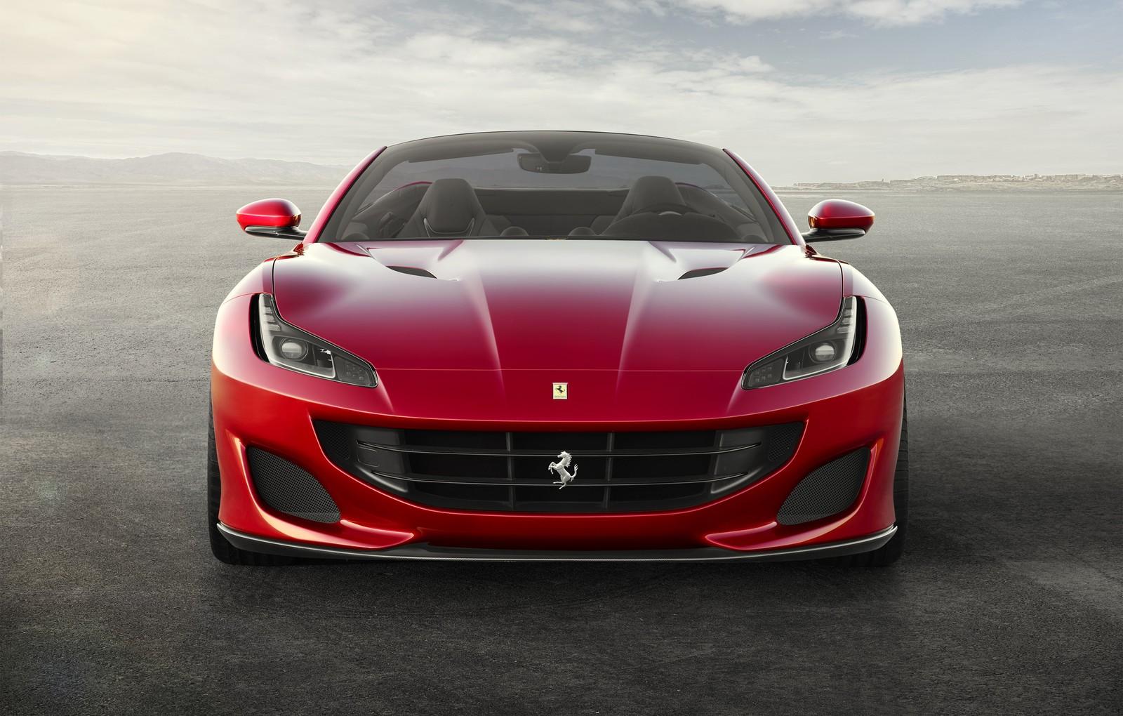 Portofino será o novo carro de entrada da Ferrari