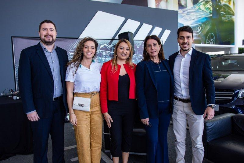 Newsedan Mercedes-Benz promove meeting especial com palestra sobre investimentos