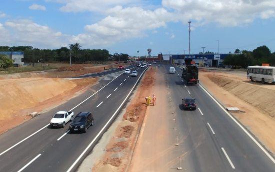 Governo do Ceará acelera as obras do Anel Viário