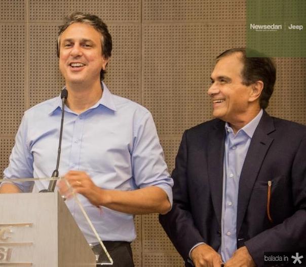 Camilo tem parceria destacada pela FIEC