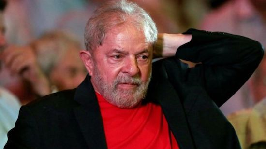 TRF-4 confirma condenação de Lula
