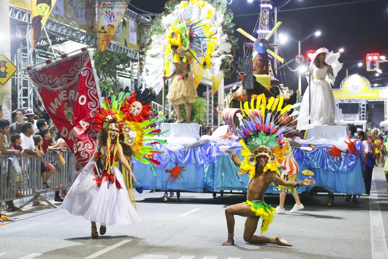 Carnaval deve injetar R$ 377 milhões na economia cearense
