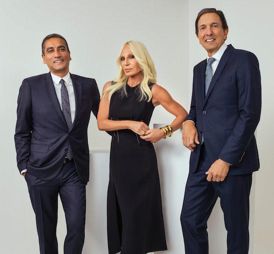 Michael Kors movimenta o mercado da moda com a compra da Versace