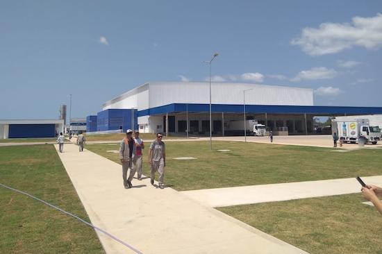 Brilux inaugura fábrica em Horizonte neste sábado