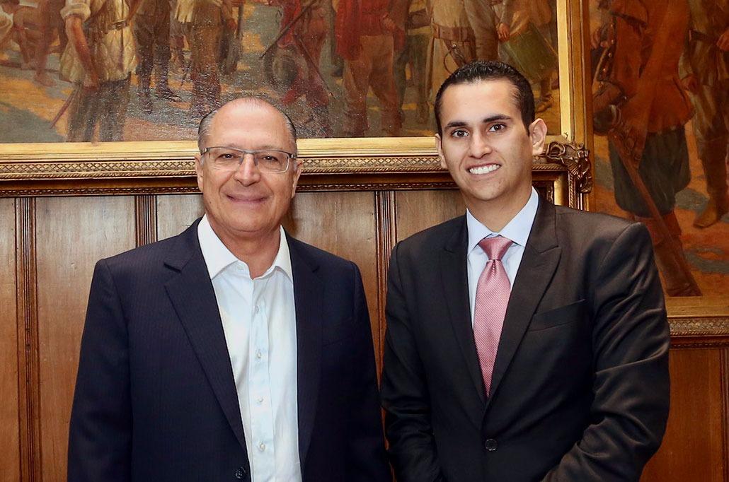Domingos Neto pede a Geraldo Alckmin liberação de bombas para transposição do São Francisco