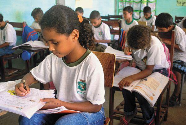 Ceará é destaque no Brasil na Avaliação Nacional de Alfabetização