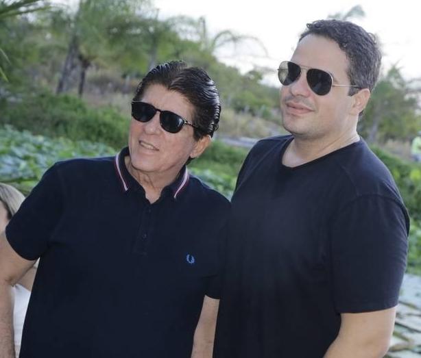 Dito Machado e Thiago Holanda assinam a decoração do aniversário de Pompeuzinho Vasconcelos