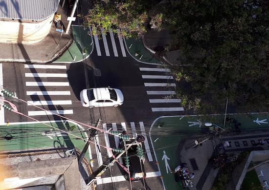 Prefeitura reduz em 61% acidentes com vítimas em cruzamentos