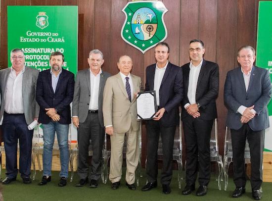 Governo do Ceará atrair investimento de R$ 100 milhões da Klabin