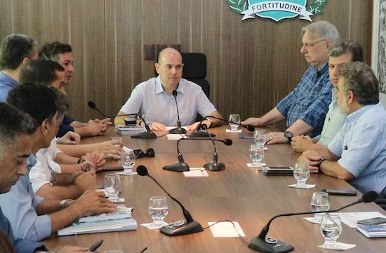 Roberto Cláudio destaca ação enérgica do governador durante ataques