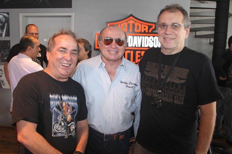 Show animou café da manhã na Newroad Harley-Davidson, no último sábado