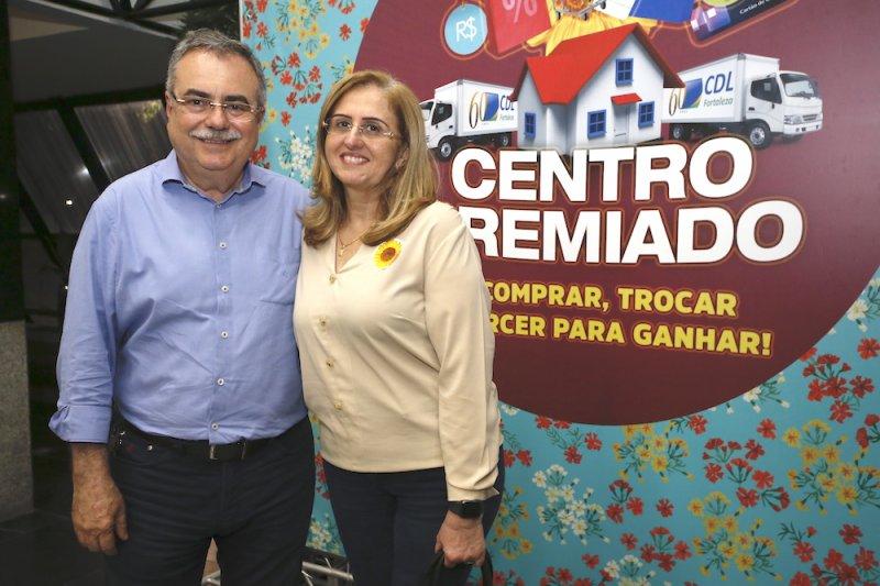 Assis Cavalcante movimenta a CDL de Fortaleza durante o lançamento da campanha Centro Premiado