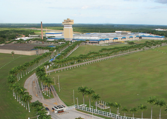 Comitiva do Sindialimentos visita a Fábrica Fortaleza