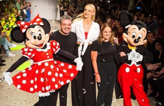 Com Mickey na passarela, Água de Coco fecha em grande estilo a temporada de moda do SFPW