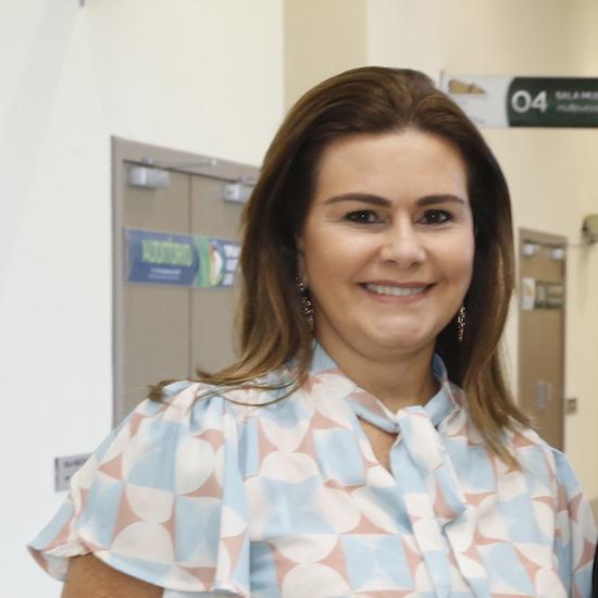 Ivana Bezerra quer aquecer ainda mais o turismo de negócios e eventos no Ceará