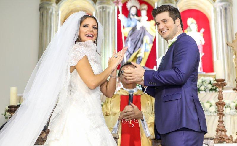 Museu do Engenho Colonial serve de cenário para a festa de casamento de Fernanda Levy e Omar Macêdo