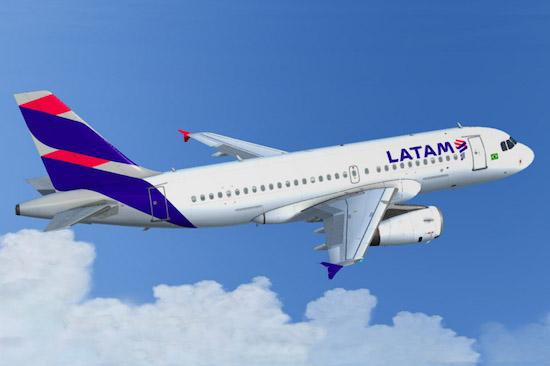 Latam Brasil investirá R$ 1 bilhão em sua frota