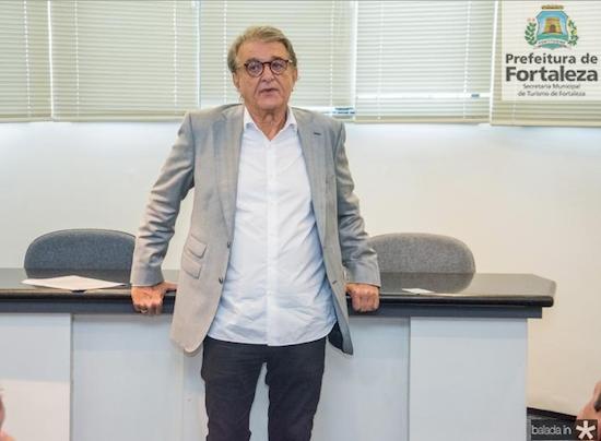 Arialdo Pinho comemora resultados na Abav Expo