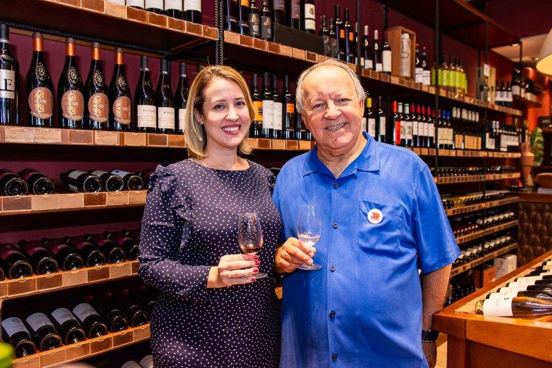 Izakeline Ribeiro celebra os 10 anos do Sabores da Cidade durante o Grand Tasting